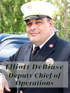 Elliott DeBiase_Deputy Chief (Personnel Picture)