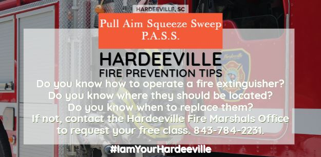Fire Tips PASS Website